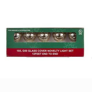 C7 Silver Cover Light Set