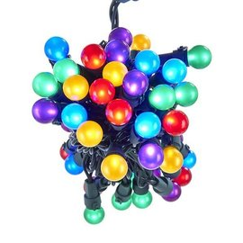 Christmas Ornaments 50 LT LED Novelty Lights Set