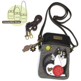 Cell Phone Crossbody Fat Cat