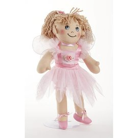 Softie Apple Dumpling Fairy Doll Pink