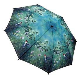 Folding Umbrella Hummingbirds