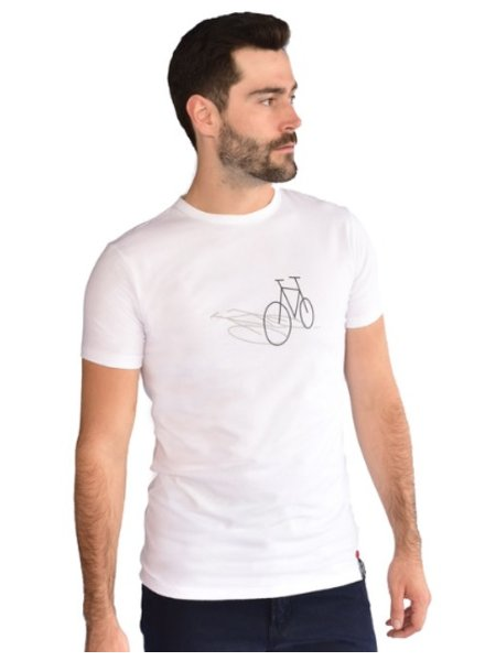 OOM OOM T-SHIRT SHADOW WHITE