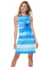 MISS VERSA MISS VERSA DRESS SAM BLUE