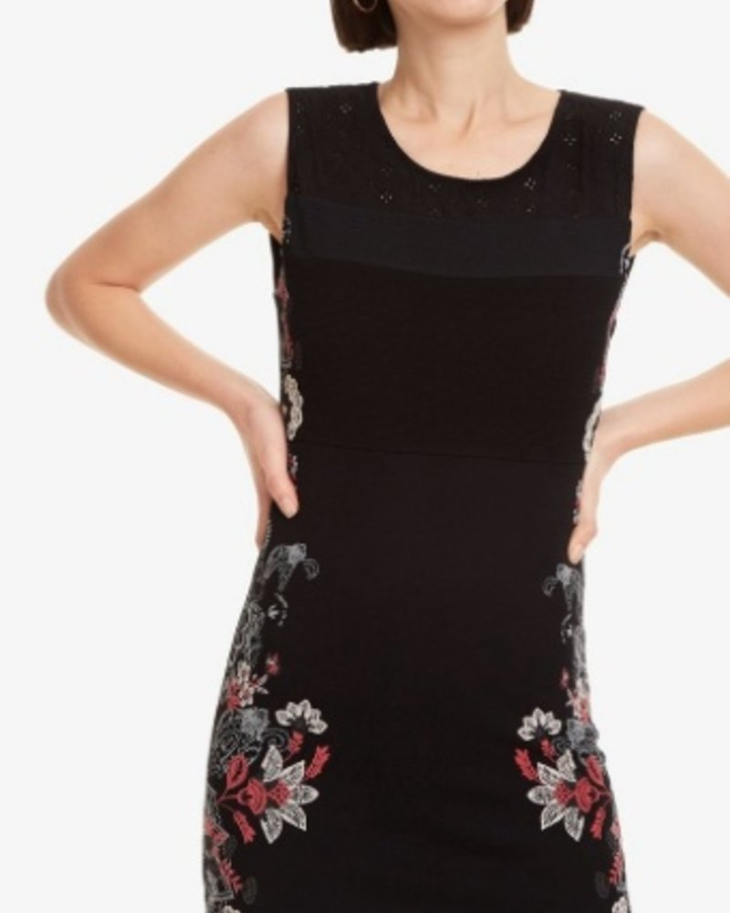 DESIGUAL DESIGUAL DRESS MISHA BLACK