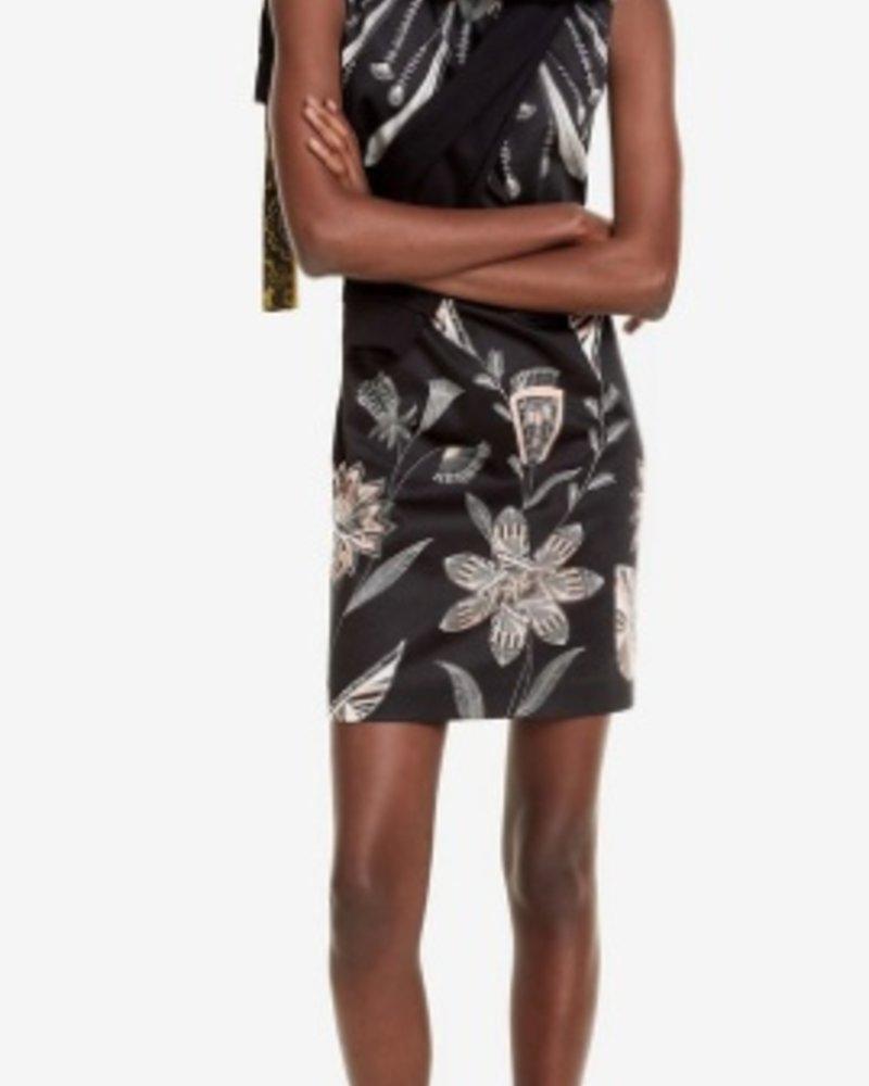 DESIGUAL DESIGUAL DRESS KIRA BLACK