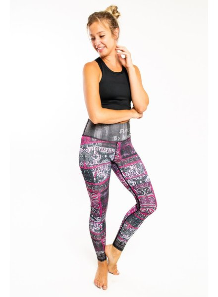 ORAKI ORAKI LEGGINGS ECOPLAY FUELED