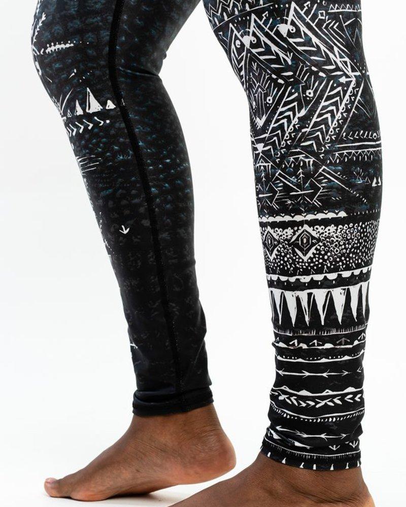 ORAKI ORAKI LEGGINGS ECOSTRONG WARRIOR BLACK