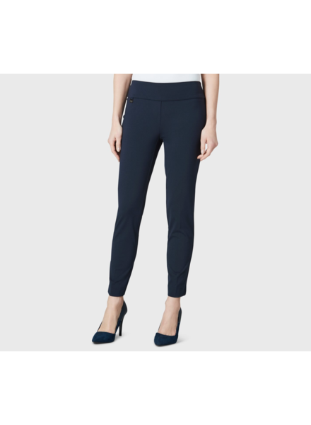 LISETTE LISETTE KATHRYNE FABRIC 28'' SLIM ANKLE MIDNIGHT BLUE