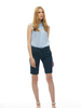 YOGA JEANS YOGA JEANS CLASSIC RISE RELAXED BERMUDA JUNE VIBES