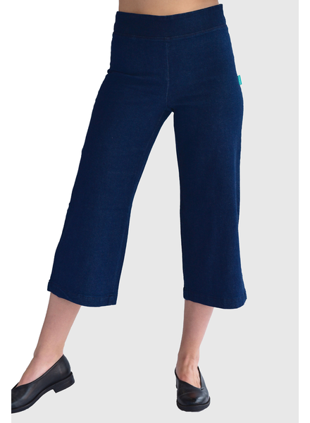 MESSAGE FACTORY MESSAGE FACTORY GAUCHO CAPRI BLUE ICE