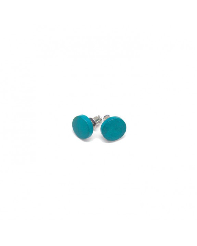 CARACOL CARACOL BO STOD ROND BOIS TURQUOISE