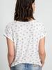 GARCIA GARCIA T-SHIRT PLUMES OFF WHITE