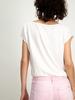 GARCIA GARCIA T-SHIRT SIMPLE LIFE OFF WHITE