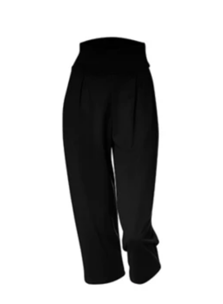 MELOW DESIGN MELOW PANTALON WILFRED NOIR