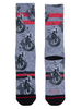 XPOOOS XPOOOS CHAUSSETTE HOMME MOTO
