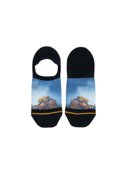 XPOOOS XPOOOS PETITES CHAUSSETTES HOMME JEEP