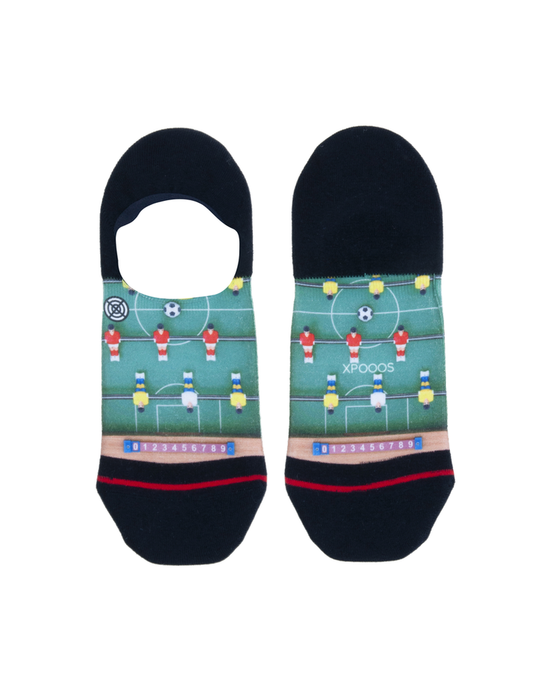 XPOOOS XPOOOS PETITES CHAUSSETTES HOMME BABYFOOT