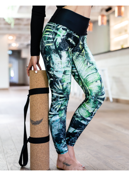 ORAKI ORAKI LEGGINGS ECOPLAY TRY