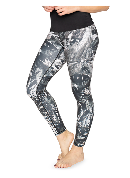 ORAKI ORAKI LEGGINGS ECOMOVE JUNGLE BLACK