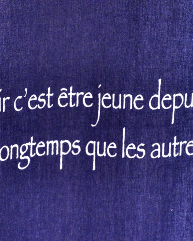 TOILE CITATION ETERNITE  # 45