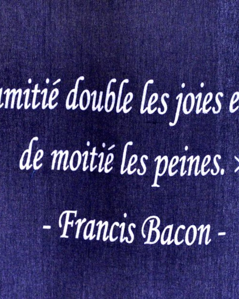 BACON CANVAS QUOTE # 31