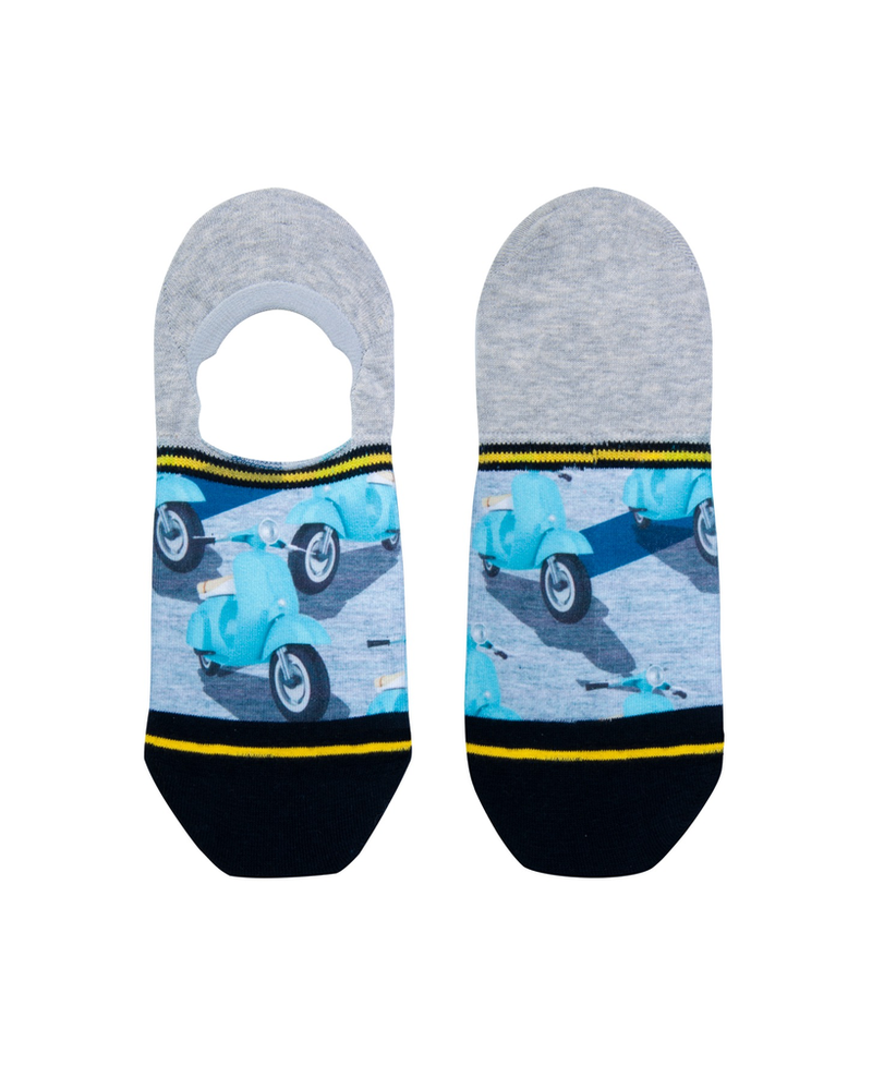 XPOOOS XPOOOS CHAUSSETTE COURTE SCOOTER