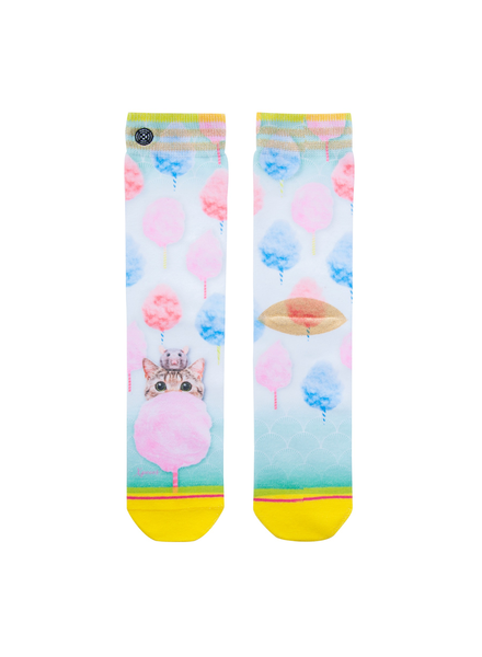 XPOOOS XPOOOS CHAUSSETTE SUGARLOVE MULTI