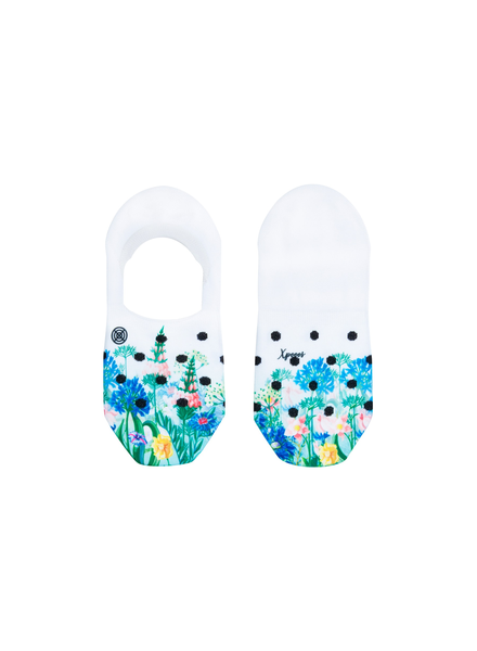 XPOOOS XPOOOS CHAUSSETTE COURTE HARPER MULTI