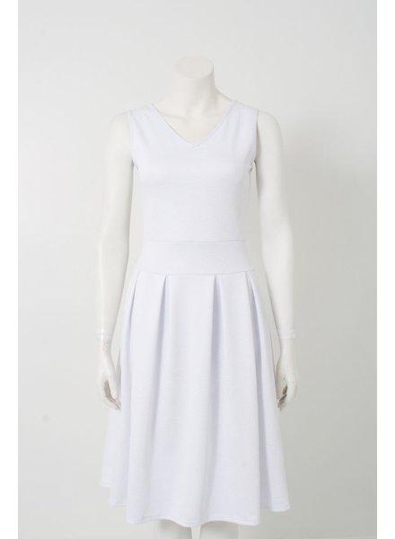 KARKASS WHITE DRESS karkass CAROLINA
