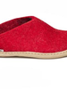 GLERUPS GLERUP SLIPPER ROUGE