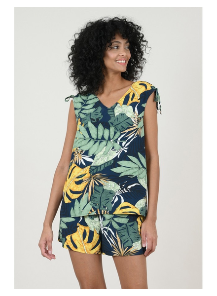 MOLLY BRACKEN MOLLY BRACKEN HAUT TROPICAL MARINE