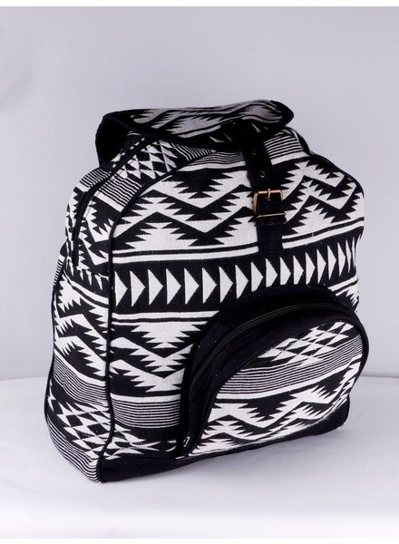 SHANTI BLACK BAG BACKPACK ANKARA 187