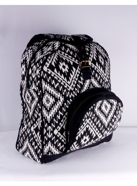 SHANTI BLACK BAG BACKPACK ANKARA 191