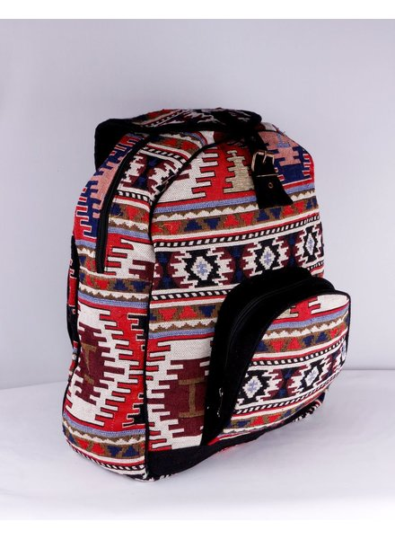SHANTI BAG BACKPACK ANKARA RED 180