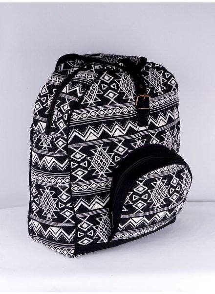 SHANTI BLACK BAG BACKPACK ANKARA 184