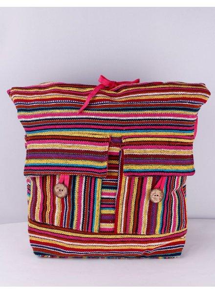 SHANTI PINK BAG CAIRO 394