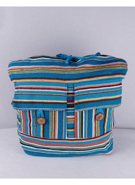 SHANTI CAIRO BAG BLUE 387