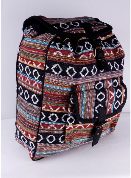 SHANTI BAG BACKPACK DAKAR MULTI 487