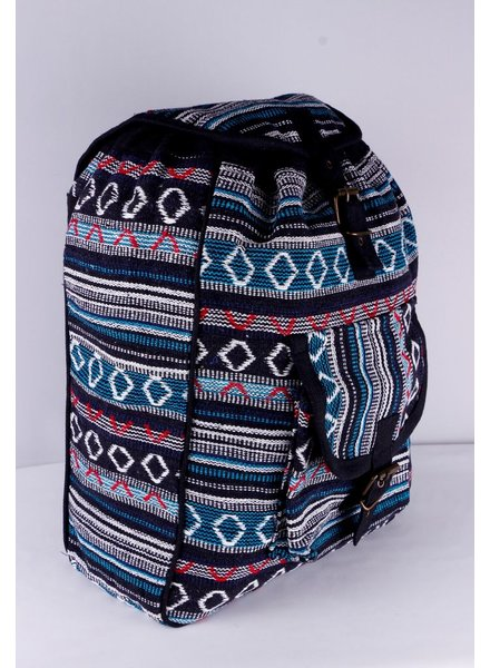 SHANTI BAG BACKPACK BLUE DAKAR 486