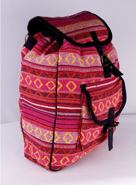 SHANTI BAG BACKPACK DAKAR 483 PINK