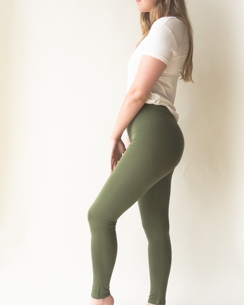 VIVA LEGGING CLOTILDE KAKI