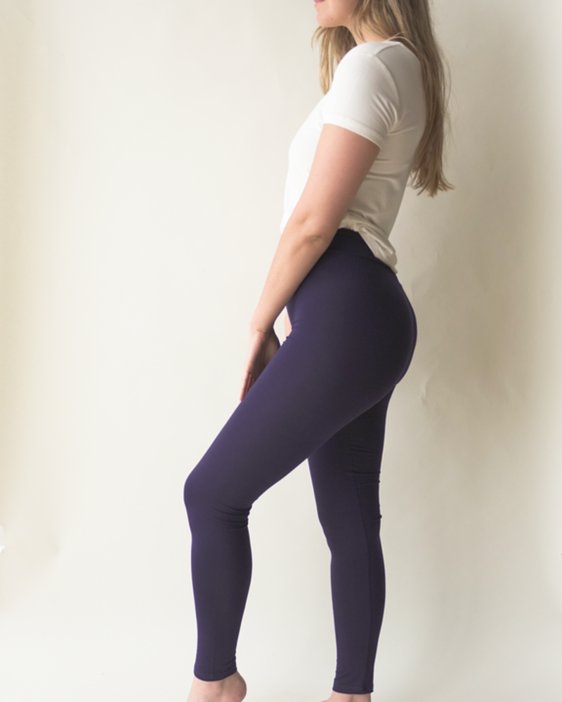 VIVA LEGGING CLOTILDE MARINE