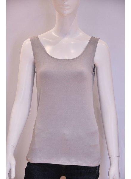 VIVA CAMI BASIC GRAY O / S