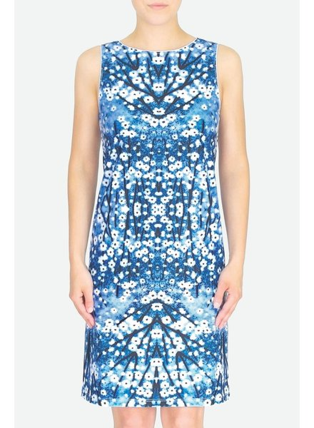 MISS VERSA MISS VERSA BLUE ALV-ARIES DRESS