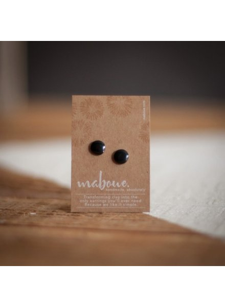 MABOUE MABOUE STUDS BLACK