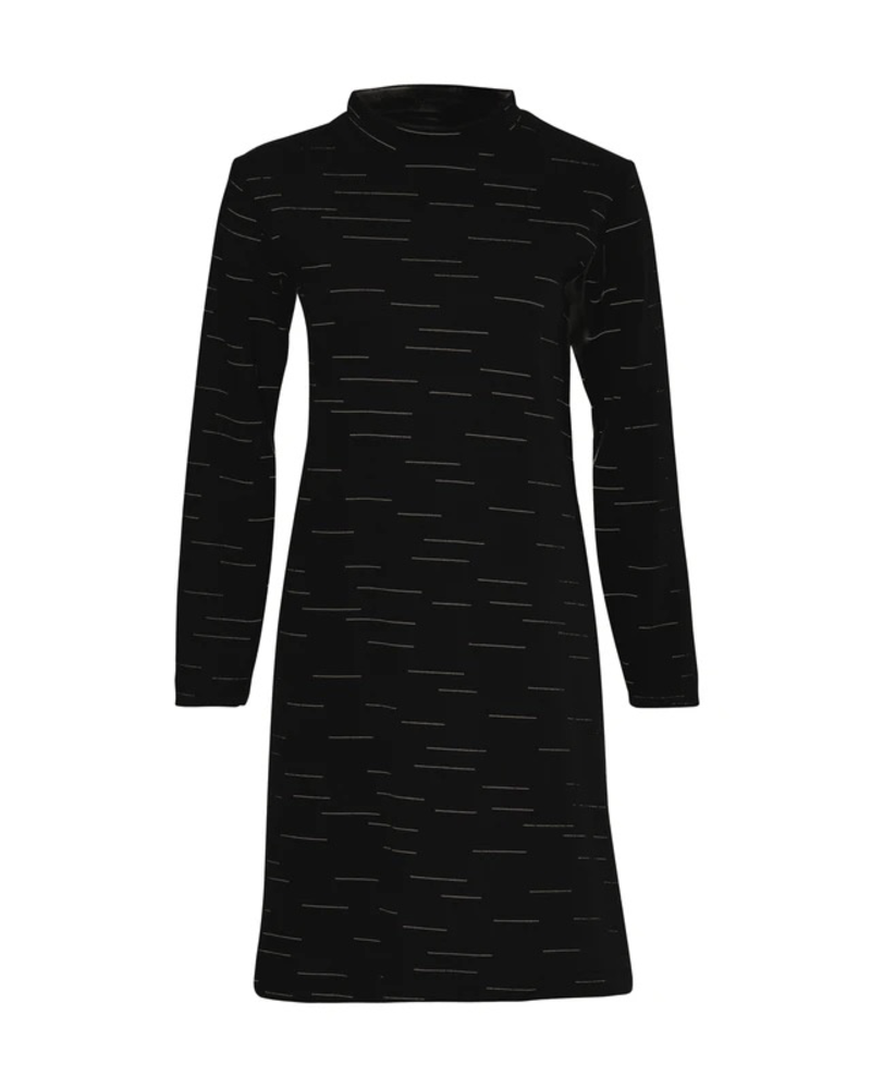 MELOW DESIGN MELOW ROBE DROITE BETHANY NOIR