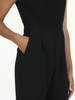 MOLLY BRACKEN MOLLY BRACKEN JUMPSUIT CHIC DENTELLE NOIR