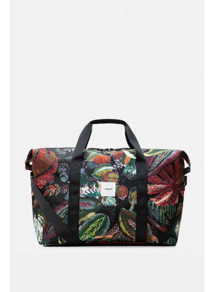 DESIGUAL DESIGUAL SAC DUFFLE BAG NYLON JUNGLE