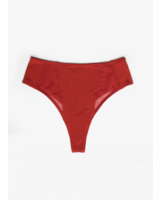 BLUSH BLUSH HIGH WAIST BRIEF PAPRIKA