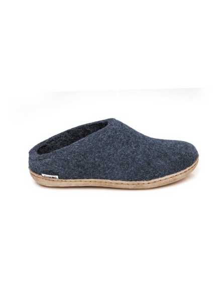 GLERUPS GLERUP SLIPPER DENIM